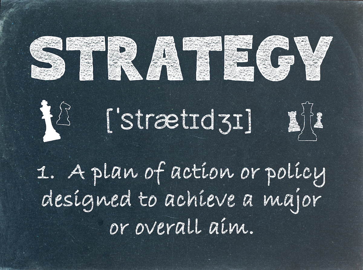 What Is YOUR Content Marketing Strategy?